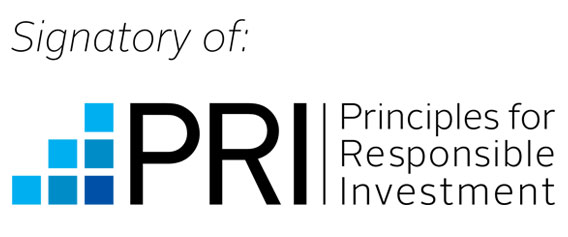 PRI - Principles for Responsible Investment